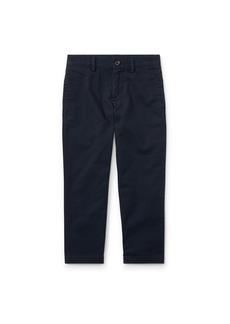 Ralph Lauren Chino Flat Front Straight Leg Pants, Size 4-7