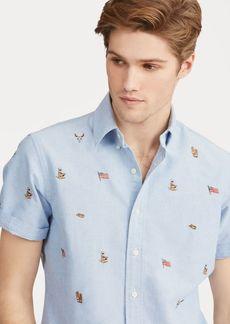 Ralph Lauren Classic Fit Americana Shirt