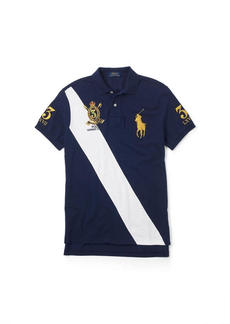 Ralph Lauren Classic-Fit Banner Polo