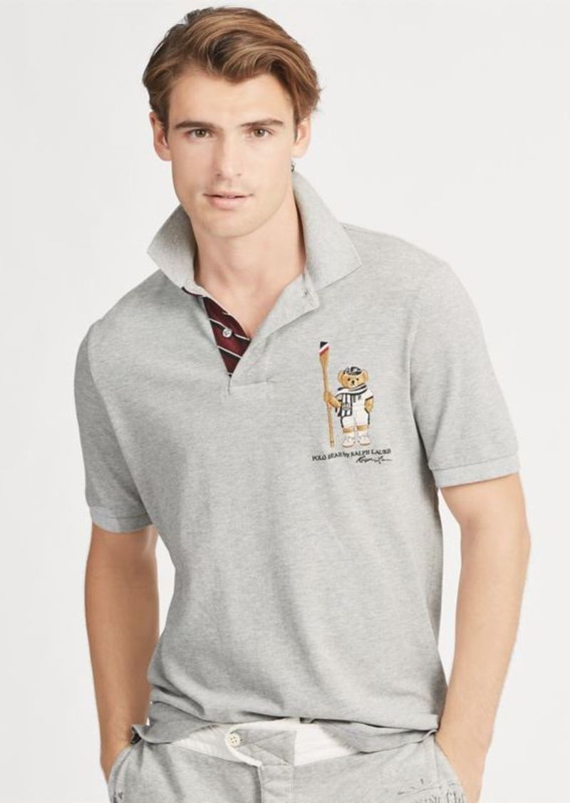 d5424de8 SALE! Ralph Lauren Classic Fit Bear Polo Shirt
