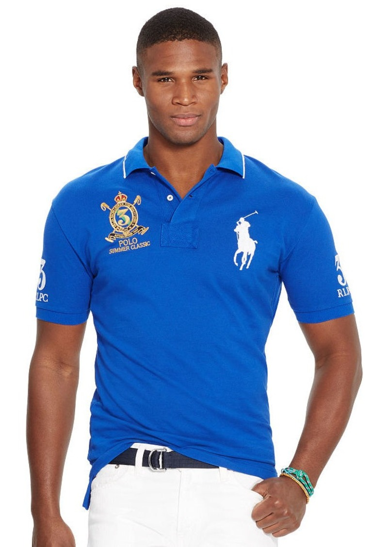 Ralph Lauren Classic-Fit Big Pony Polo