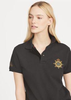 Ralph Lauren Classic Fit Bullion Polo Shirt