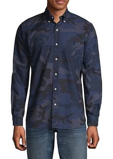 Ralph Lauren Classic-Fit Camo Shirt