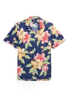 Ralph Lauren Classic Fit Hawaiian Shirt
