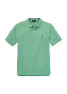 Ralph Lauren Classic Fit Cotton Mesh Polo