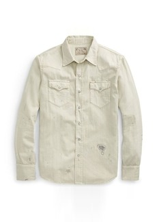 Ralph Lauren Classic Fit Denim Shirt