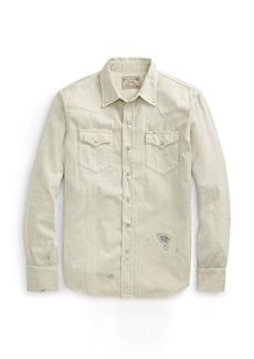 Ralph Lauren Classic Fit Denim Shirt