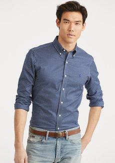 Ralph Lauren Classic Fit Easy Care Shirt