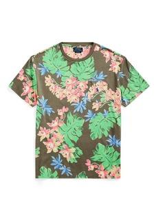 Ralph Lauren Classic Fit Floral T-Shirt