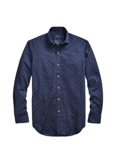 Ralph Lauren Classic Fit Geometric Shirt