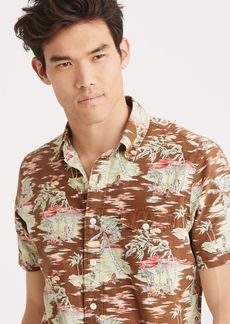 Ralph Lauren Classic Fit Hawaiian Shirt
