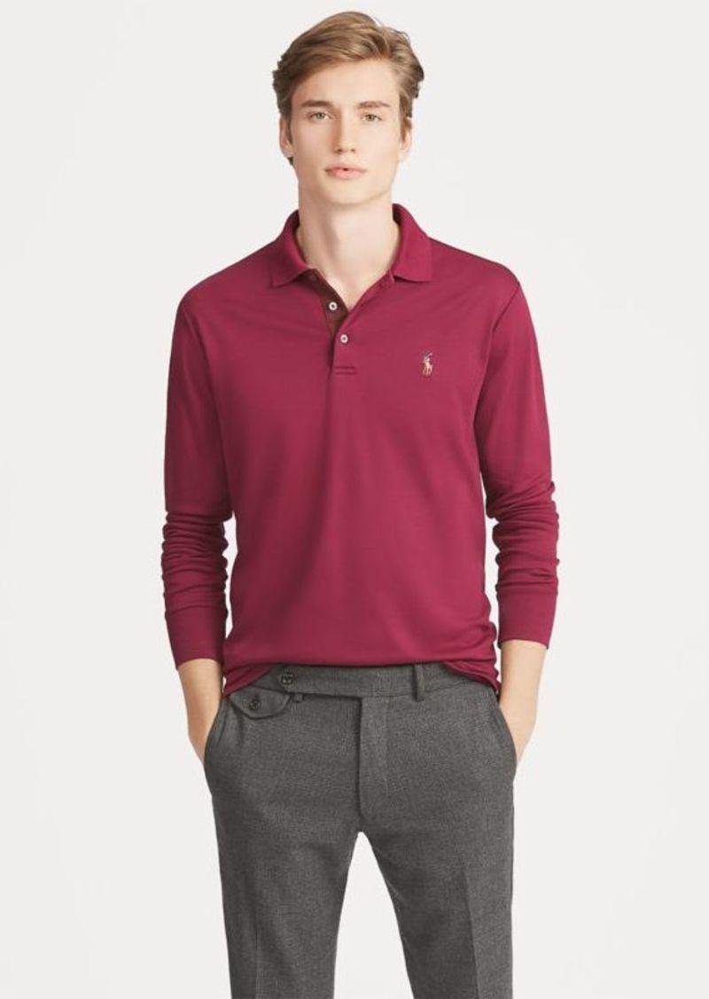 Ralph Lauren Classic Fit Long-Sleeve Polo