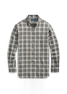Ralph Lauren Classic Fit Luxury Twill Shirt
