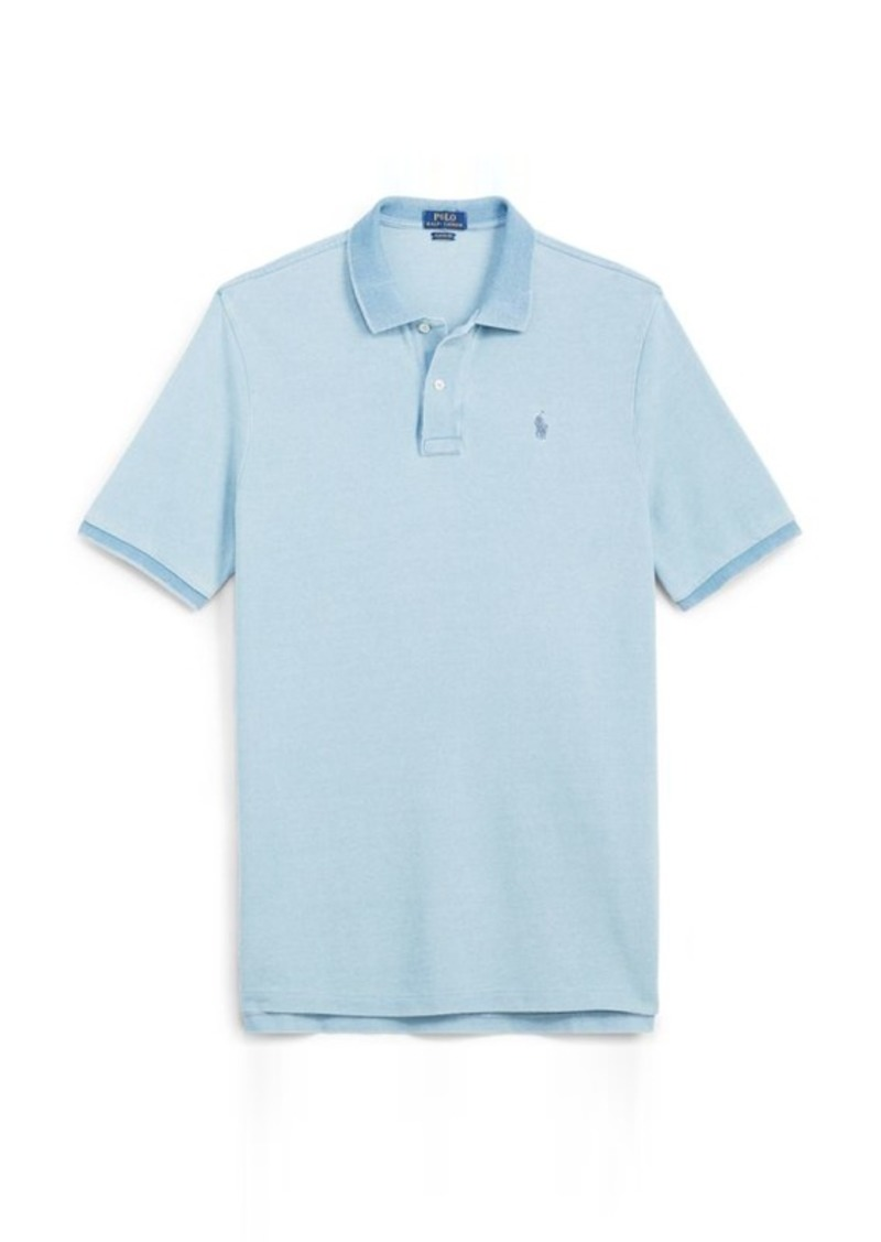 f02591b8 Ralph Lauren Classic Fit Mesh Polo Shirt | Casual Shirts