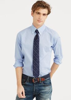 Ralph Lauren Classic Fit Patterned Shirt
