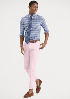 Ralph Lauren Classic Fit Plaid Poplin Shirt