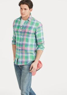 Ralph Lauren Classic Fit Plaid Workshirt