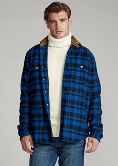 Ralph Lauren Classic Fit Plaid Workshirt