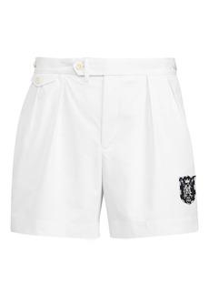 Ralph Lauren Classic Fit Pleated Short