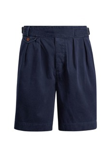 Ralph Lauren Classic Fit Pleated Short