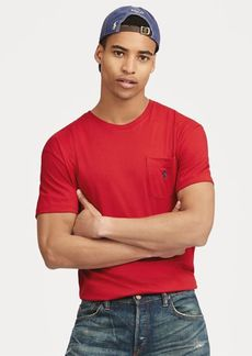 Ralph Lauren Classic Fit Pocket Tee