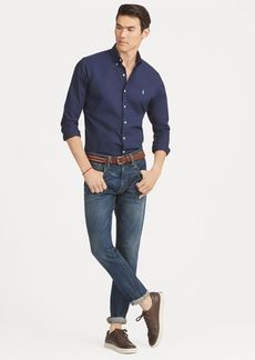 Ralph Lauren Poplin Shirt - All Fits