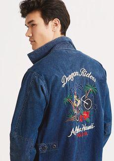 Ralph Lauren Classic Fit Ripstop Workshirt