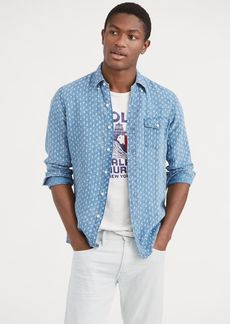 Ralph Lauren Classic Fit Sailboat Shirt