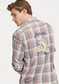 Ralph Lauren Classic Fit Souvenir Workshirt