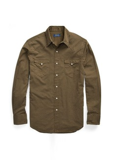 Ralph Lauren Classic Fit Star Twill Shirt