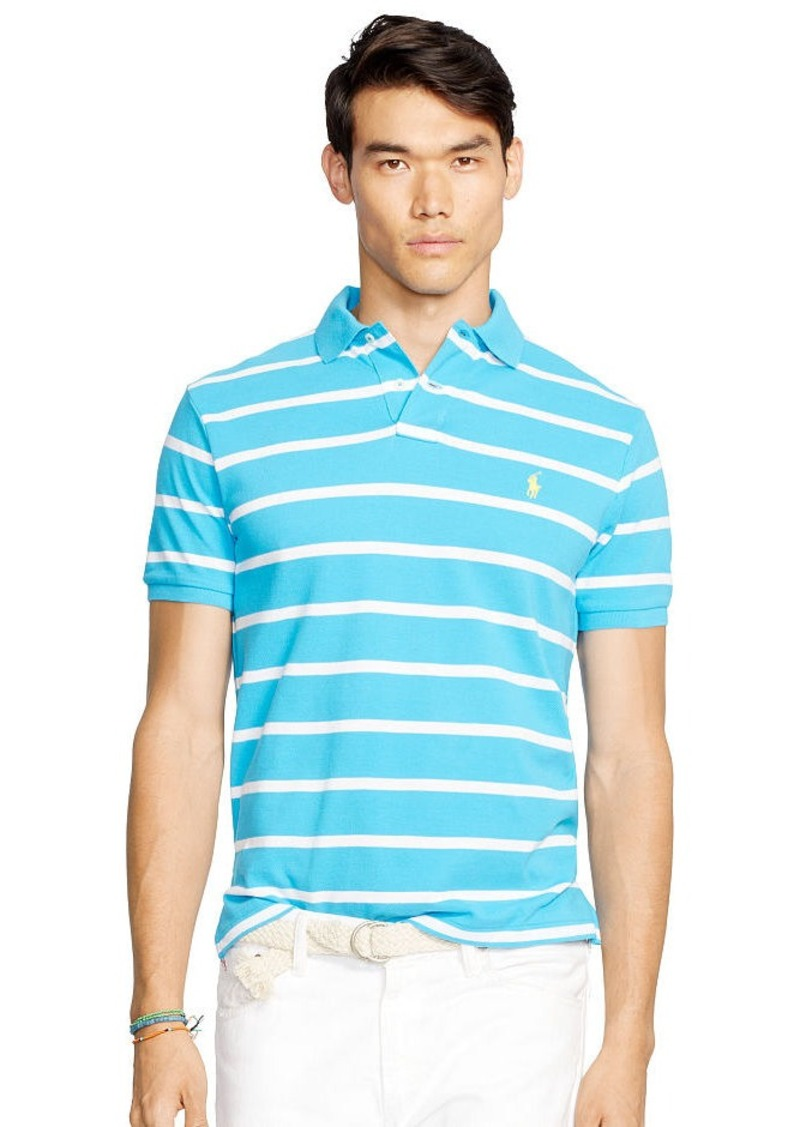 Ralph Lauren Classic-Fit Striped Polo Shirt