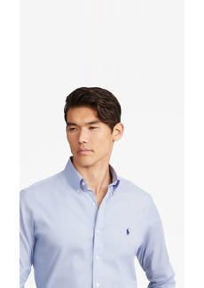 Ralph Lauren Striped Poplin Shirt - All Fits