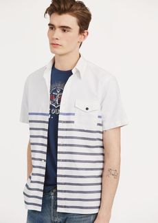Ralph Lauren Classic Fit Striped Shirt