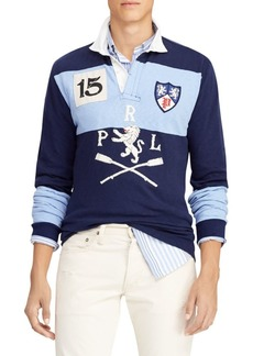 Ralph Lauren Classic Fit Summer Antique Rugby Jersey