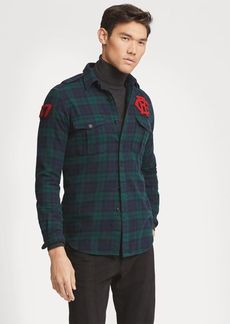 Ralph Lauren Classic Fit Tartan Workshirt