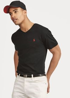 Ralph Lauren Classic Fit V-Neck Tee