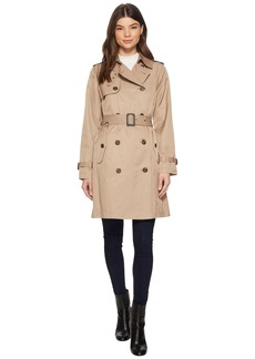 Ralph Lauren Classic Trench with Zipout Warmer