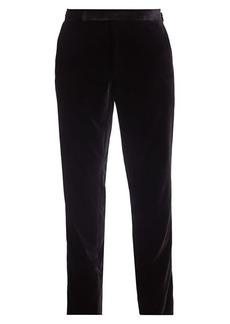 Ralph Lauren Classic Velvet Trousers
