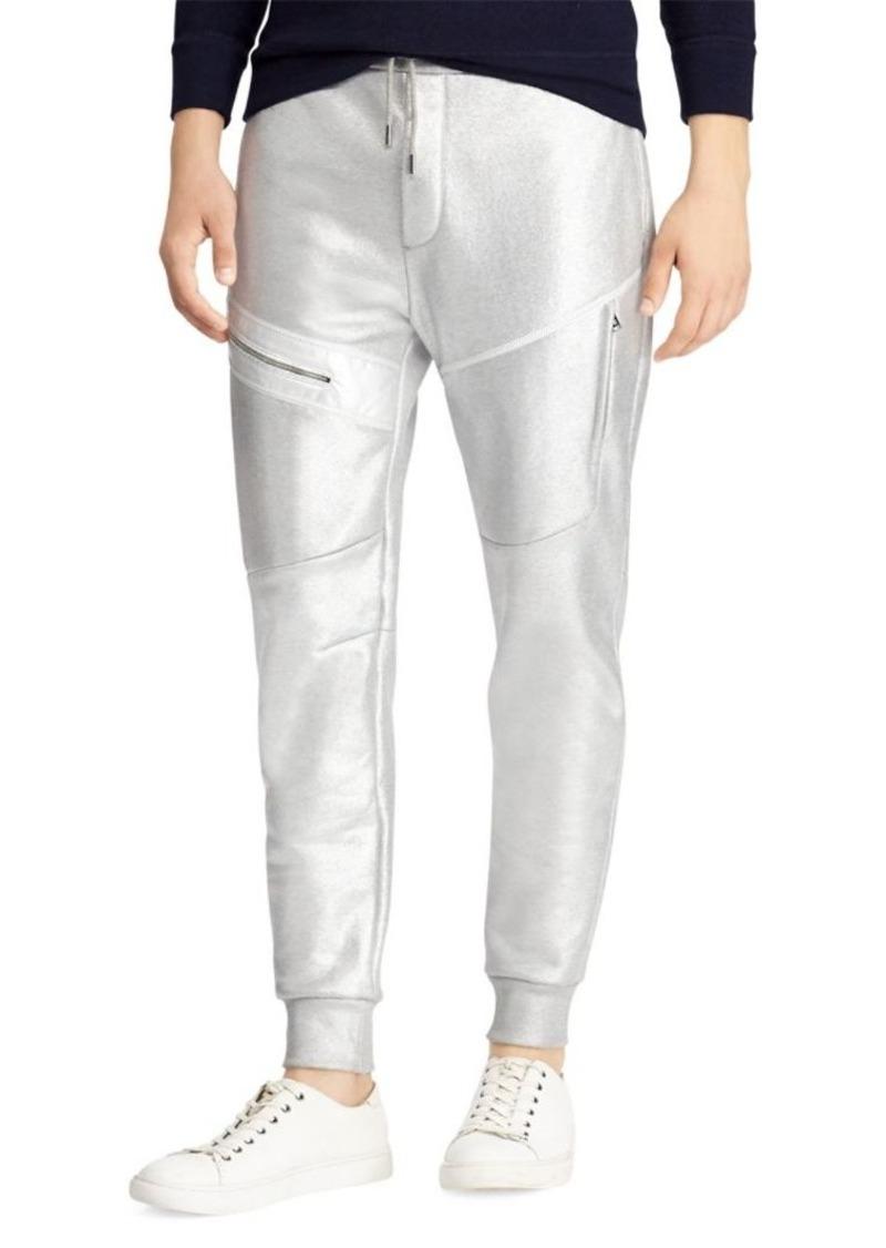Ralph Lauren Coated Lounge Pants