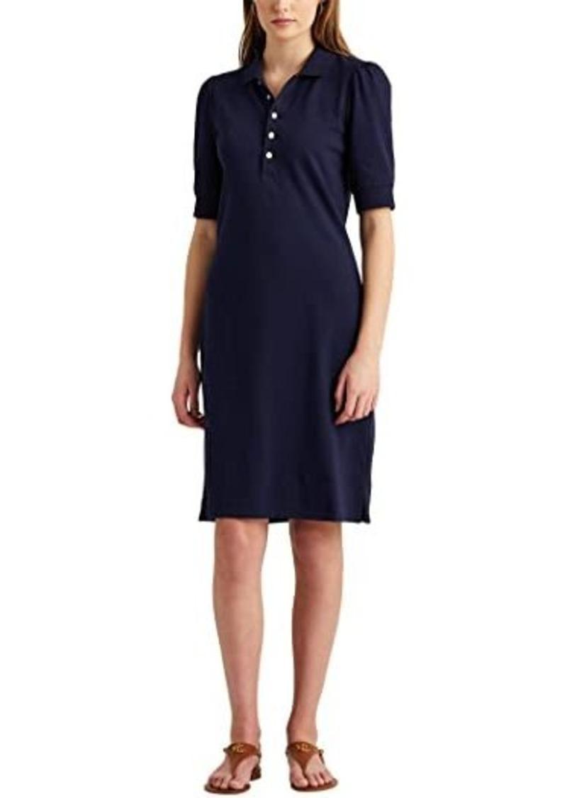 Ralph Lauren Collared Shift Dress