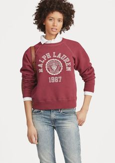 Ralph Lauren Collegiate Fleece Pullover
