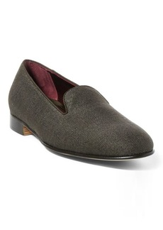 Ralph Lauren Collis Linen Slipper