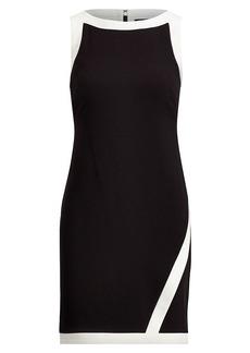 Color-Blocked Dress