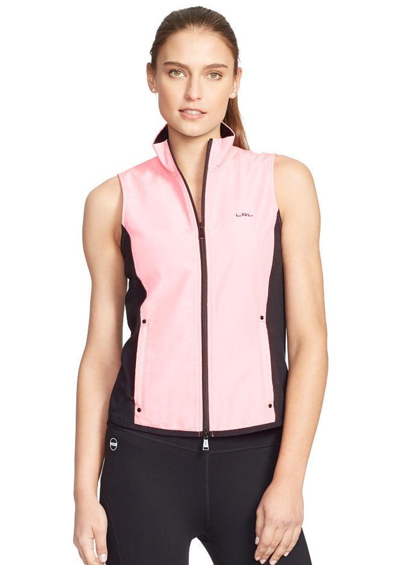 Ralph Lauren Color-Blocked Jersey Vest