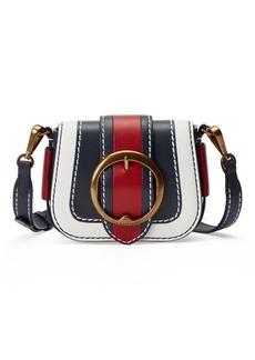 Ralph Lauren Color-Blocked Mini Lennox Bag