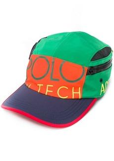Ralph Lauren colour-block logo cap