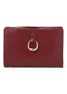 Ralph Lauren Compact Leather Wallet