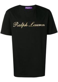 Ralph Lauren contrast logo T-shirt