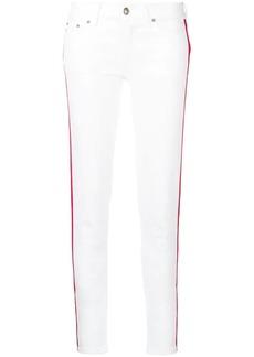 Ralph Lauren contrast stripe jeans