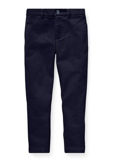 Ralph Lauren Corduroy Straight-Leg Pants